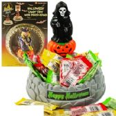 96 Units of HALLOWEEN CANDY DISHES. - Halloween & Thanksgiving