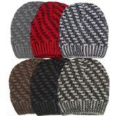 48 Units of 2-Tone Ski Hat - Winter Beanie Hats
