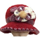 48 Units of Crochet Ladies' Hat