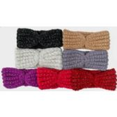 48 Units of Knit Head Band - Ear Warmers