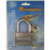 36 Units of 60mm Pad Lock - Padlocks and Combination Locks