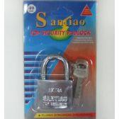 36 Units of 40mm Pad Lock - Padlocks and Combination Locks