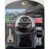 20 Units of Pad Lock with Alarm - Padlocks and Combination Locks