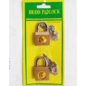 60 Units of 2pc. 20mm Pad locks - Padlocks and Combination Locks
