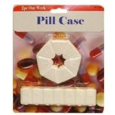 48 Units of PILL BOXES 2PK 7.5x6 IN - Pill Boxes and Accesories