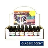 96 Units of BURNING OILS CLASSIC SCENTS 1 OZ - Incense