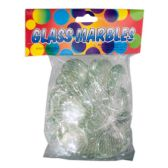 96 Units of CLEAR DECO ROCK 500G WHITE