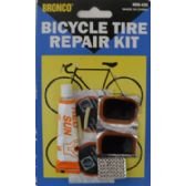 120 Units of 8pc Bike Tire Repair Kit - Biking