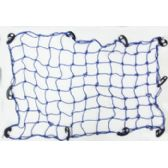 48 Units of 48x32 Cargo Net Assorted Colors - Fishing Items