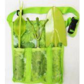 36 Units of 3pc Garden Tool w/ Carry Bag - Garden Tools