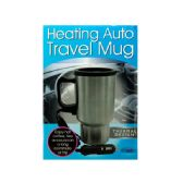 12 Units of Heating Auto Travel Mug - Coffee Mugs