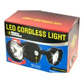 6 Units of Motion Activated Cordless LED Light - Lamps and Lanterns