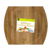 12 Units of Rounded Bamboo Cutting Board - Cutting Boards