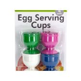 72 Units of Egg Serving Cups