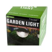 24 Units of Weather Resistant Garden Dome Light - GARDEN DECOR