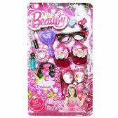 24 Units of 11 PIECE BEAUTY SET W/ SHOES. - Dolls