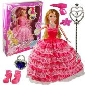 16 Units of 8 PIECE SWEET GIRL BALL GOWN SETS - Dolls