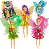 96 Units of TWINKLES MINI FAIRY DOLLS - Dolls