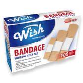 48 Units of 30pc Flexible Bandages