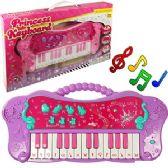 12 Units of PRINCESS MUSICAL KEYBOARDS. - GIRLS TOYS