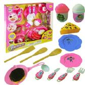 24 Units of 18 PIECE HAPPY PLAYHOUSE KITCHEN PLAY SETS. - GIRLS TOYS