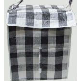 "100 Units of 12""x16""x18"" Small Shopping Cart Bag - Rope and Twine"