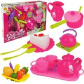 24 Units of 21 PIECE TEA PARTY SETS - GIRLS TOYS