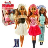 72 Units of ETHNIC AMELIA TRENDY DOLLS. - Dolls