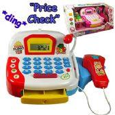8 Units of 15 PIECE CASH REGISTER SETS W/ LIGHTS & SOUND - Educational Toys