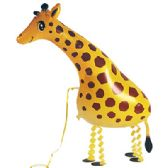 100 Units of WALKING GIRAFFE BALLOON - Balloons/Balloon Holder