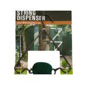 36 Units of Hanging Metal Garden Twine Dispenser - Garden Tools