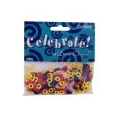 144 Units of Printed Confetti - Streamers & Confetti