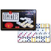24 Units of Double 6 Dominos set (28 Count) - Dominoes & Chess