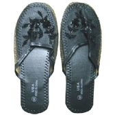 72 Units of Women's Chinese slippers (Black Color Only)