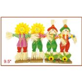 "192 Units of 10""harvest scarecrow - Halloween & Thanksgiving"