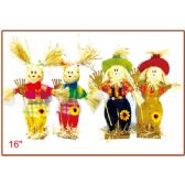 "96 Units of 16""harvest scarecrow - Halloween & Thanksgiving"