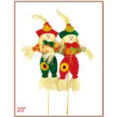 "96 Units of 20""harvest scarecrow - Halloween & Thanksgiving"