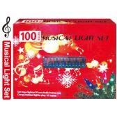 24 Units of 100L musical multi UL - Christmas