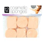 72 Units of Cosmetic Sponges Set - Cosmetics