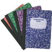 96 Units of Composition Book 100 Sheet Colors - Notebooks