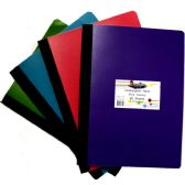 96 Units of Composition Book 80 Sheet Poly - Notebooks