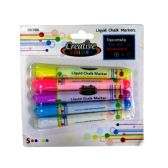 48 Units of Chalk Markers 5Ct Assorted Colors