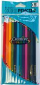 96 Units of 12 Ct Coloring Pencils