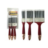 "72 Units of Paint Brush 3pc 1"", 2"", 3"" - Paint and Supplies"