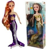 24 Units of TRENDY'S MERMAID DOLLS. - Dolls