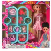 12 Units of 22 PIECE TRENDY'S FASHION SETS. - Dolls