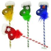 120 Units of CHRISTMAS STOCKING PENS. - Christmas Stocking