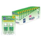 96 Units of 2 Pack Aloe Vera Hand Santizer - Hand Sanitizer
