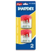 96 Units of 2pc Sharpeners - SHARPENERS