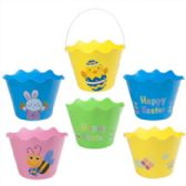36 Units of Easter Print Bucket - Easter